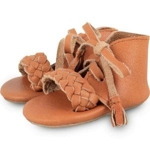 Donsje Amsterdam Coco Sandals Leather Baby Shoes